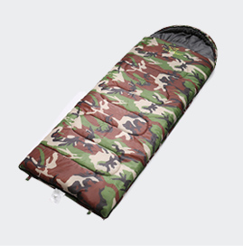 Army adult ultralight down sleeping bag