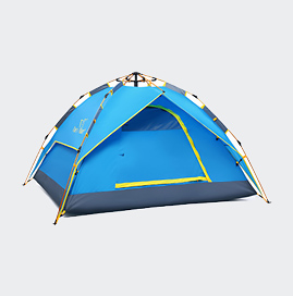 Double Layers Tent