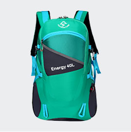 Multifunctional outdoor travel backpack