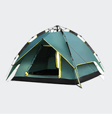 Outdoor Rain-proof Tent for 3~4 peoples