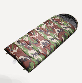 Army thickened sleeping bag
